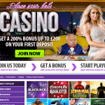 BGO – 200 Free Spins plus 200% up to £200