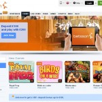 $£€200 WELCOME CASINO BONUS AT BETSSON