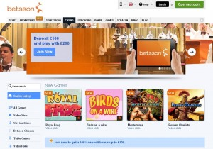 Betsson daily pick bonus offer