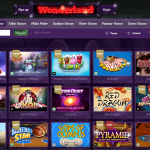 EXCITING DAYLY PROMOTIONS AT WONDERLAND CASINO