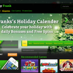 Visit PLAYFRANK during this month for awesome Casino Bonuses