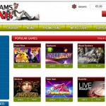 10+10 FREE AT AMSTERDAMS CASINO