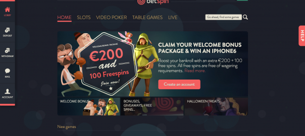 Bet-Spin-Casino