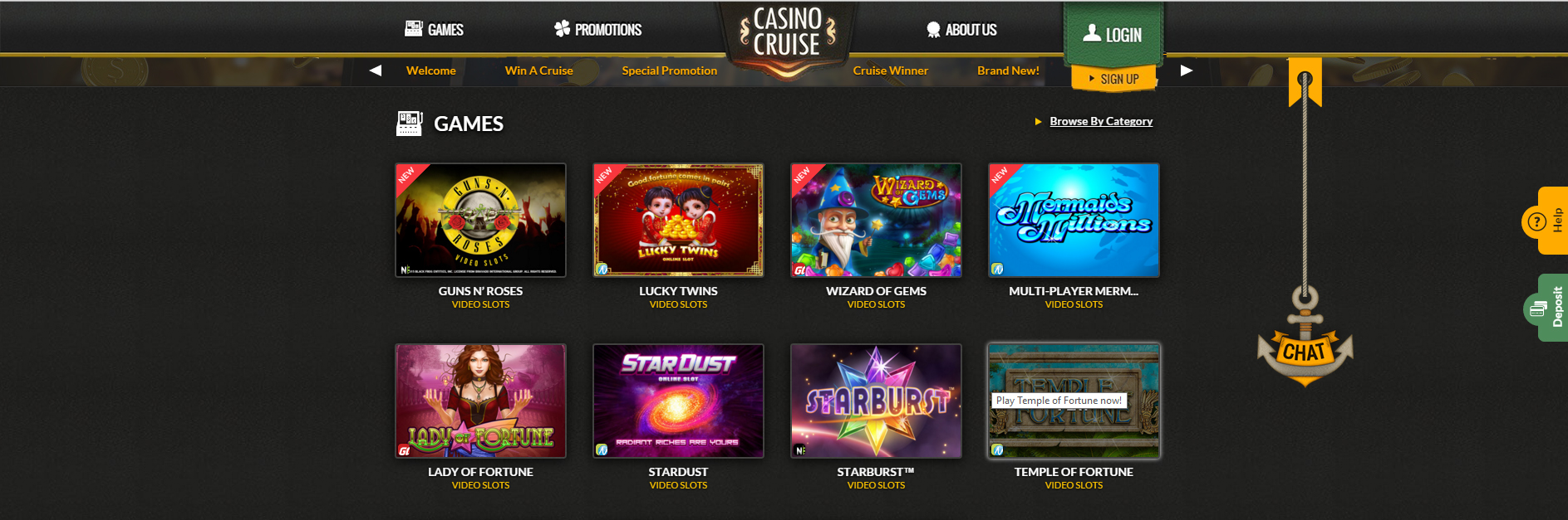 sign up free spins offer
