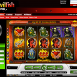 50 FREE NO DEPOSITS SPINS AT DEVILFISH CASINO