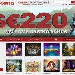 NEW LIMITED FLAMANTIS CASINO WELCOME BONUS