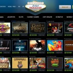 25 FREE SPINS FOR GONZO'S QUEST AT JACKPOT PARADISE