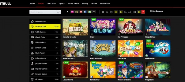 welcome casino promotion