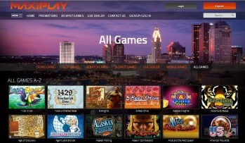 Maxiplay casino Monday madness bonus