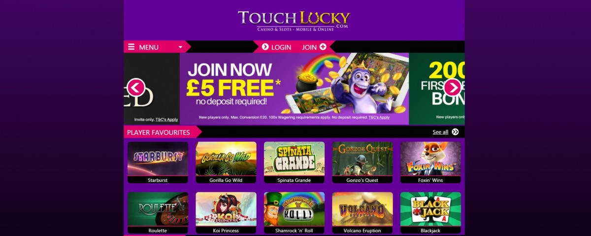 Touch-Lucky-Casino