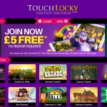 TOUCH LUCKY's 5 POUNDS NO DEPOSIT BONUS ON PIGGY RICHES