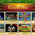 MEET THE LATEST UPDATED OFFERS AT GRANDRIO CASINO