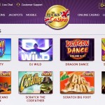 $£€5 SIGN UP BONUS AT LUCKS CASINO