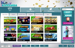 join Karamba casino