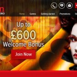 EXCLUSIVE WELCOME OFFER BY REDQUEEN CASINO