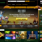 50 FREE SPINS AT BETHARD CASINO