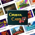 60 BLOOPERS FREE SPINS AT CONQUER CASINO