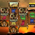 LEGENDS OF AFRICA SLOT AT FLAMANTIS CASINO
