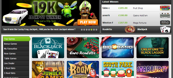 sign up free spins stan james casino