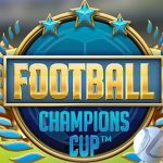 FOOTBALL: CHAMPIONS CUP SLOT FREE SPINS