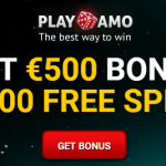 100% WELCOME CASINO BONUS AT PLAYAMO