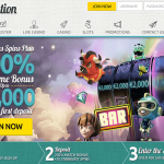 20 SIGN UP FREE SPINS AT SPINSTATION