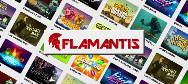 casino welcome bonus Flamantis