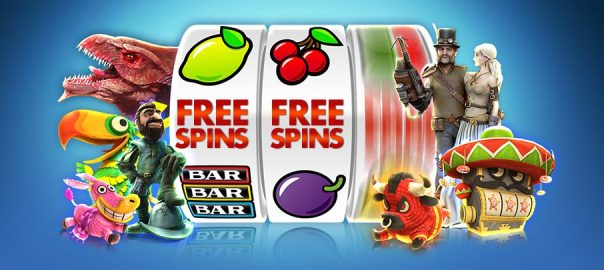 Netent no deposit free spins offer