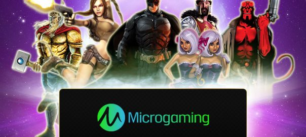 Microgaming welcome bonus Noxwin