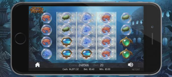Dolphin reef free slot game