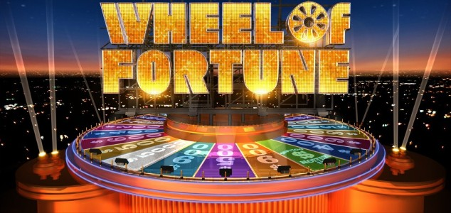 Wheel of fortune mania