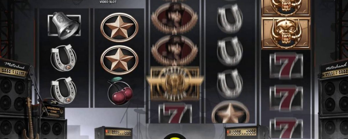 Play Motorhead Video Online Slots at Casino.com South Africa