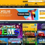 £10 Betfair Welcome Bingo Bonus
