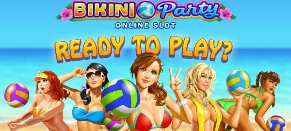 bikini party welcome bonus