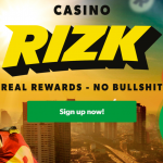 200% WELCOME BONUS AT RIZK CASINO