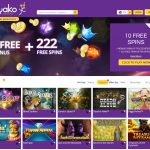 10 NO DPEOSIT FREE SPINS AT YAKO CASINO