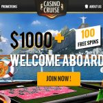 55 NO DEPOSIT FREE SPINS BY CASINO CRUISE