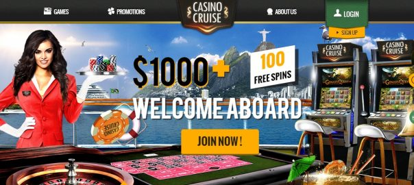 no deposit free spins casino cruise
