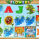 110% FLOWERS SLOT WELCOME BONUS AT NOXWIN