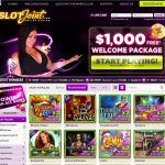 $£€1000 WELCOME PACK AT SLOTJOINT CASINO