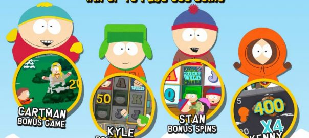 South park welcome bonus Flamantis