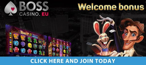 boss casino welcome bonus