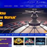200% CLOUD CASINO WELCOME BONUS