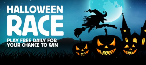 Betfair Halloween free spins