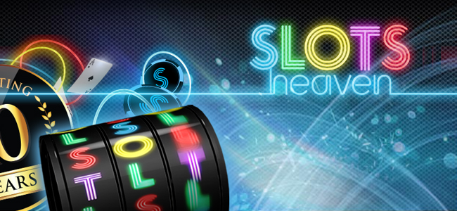 Welcome casino bonus Slotsheaven