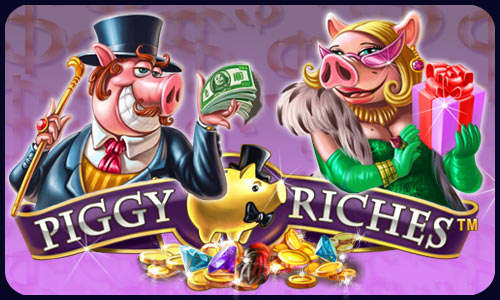 Piggy riches welcome bonus Flamantis