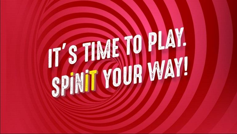 casino welcome bonus spinit