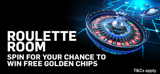 roulette room promotion Betfair