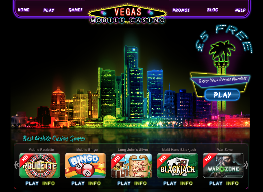 bonus Monday vegas mobile casino