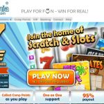 $£€7 SIGN UP BONUS AT SCRATCHMANIA CASINO